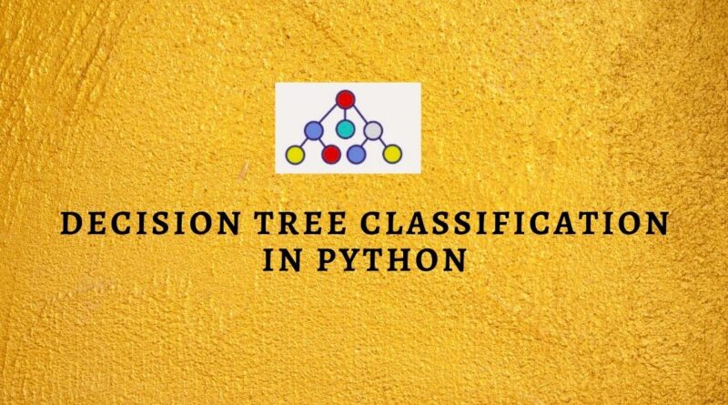 Decision Tree Classification in Python