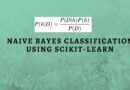 Naive Bayes Classification using Scikit-learn