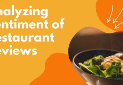 Analyzing Sentiment of Restaurant Reviews